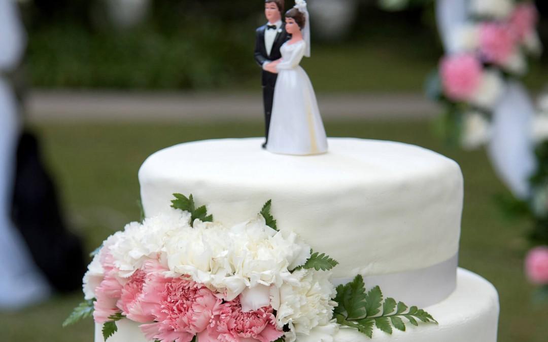 Die Hochzeitstorte und ihre Symbolik